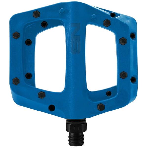 Bistro pedals - blue