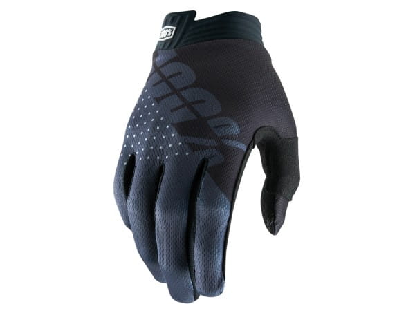 iTrack Youth Glove - Schwarz
