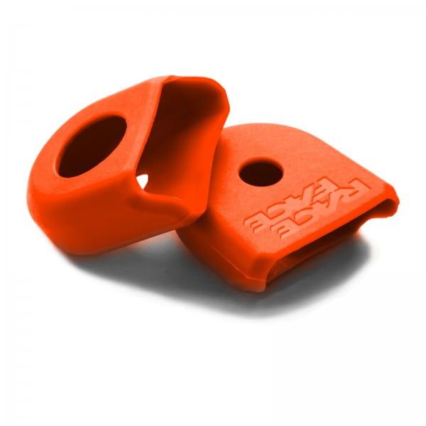 Crank Boots Kurbel Guards - orange