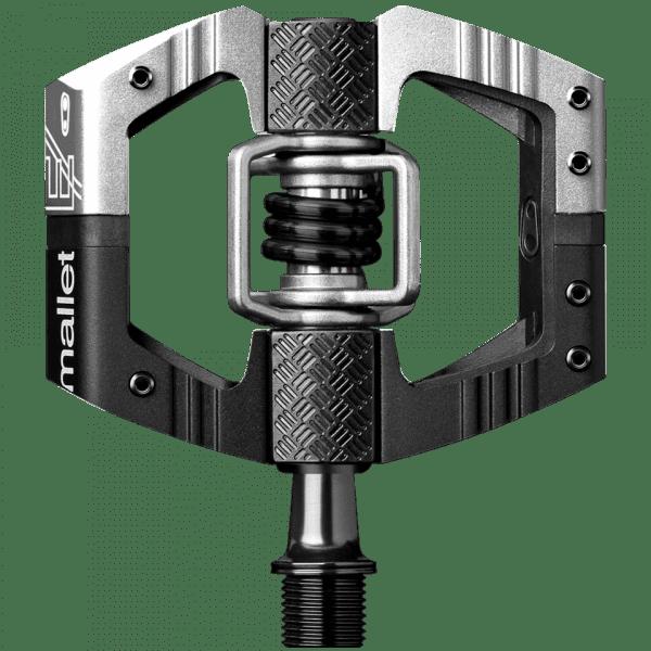 Mallet Enduro LS - Schwarz/Silber