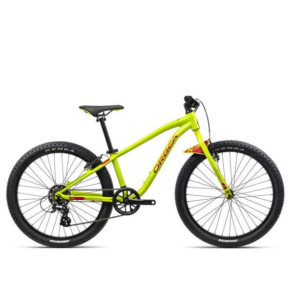 MX 24 Dirt - 24 Zoll Kids Bike - Gelb/Rot