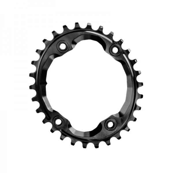 Shimano XTR M9000 / M9020 Kettenblatt - Oval - schwarz