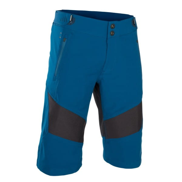 Bikeshorts Scrub Select - Ocean Blau