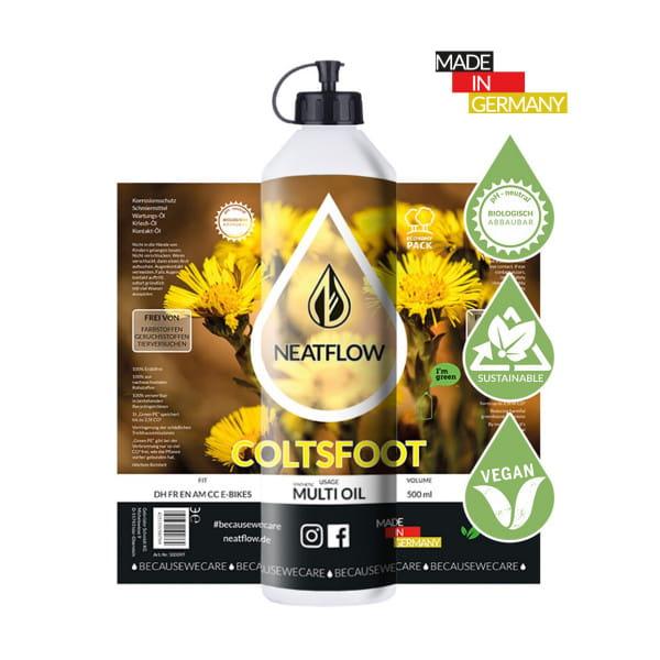 Umweltfreundliches Multiöl - Coltfoot - 500ml - Economy Pack
