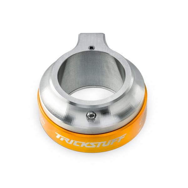 Trixer Hydraulikrotor für Mineralöl - Silber/Orange