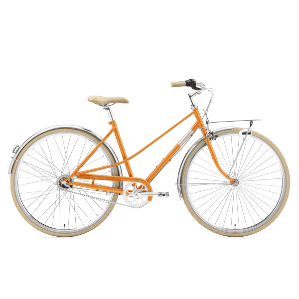 Caferacer Lady Uno 3-Speed - Orange
