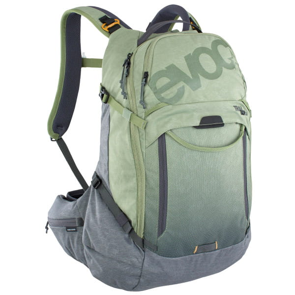 Trail Pro 26 L - Rucksack - Hellgrün/Grau