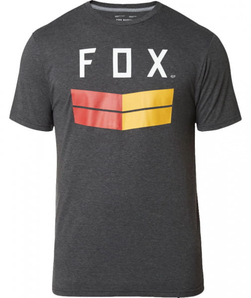 Frontiers Tech T-Shirt - Schwarz