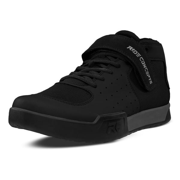 Wildcat MTB Men's Shoes - Black / Gray