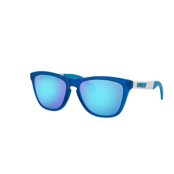 Frogskins Mix Sonnenbrille Matt Translucent Sapphire - Prizm Sapphire
