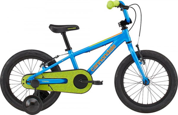 16 Zoll Kids Trail FW Electric Blue one size