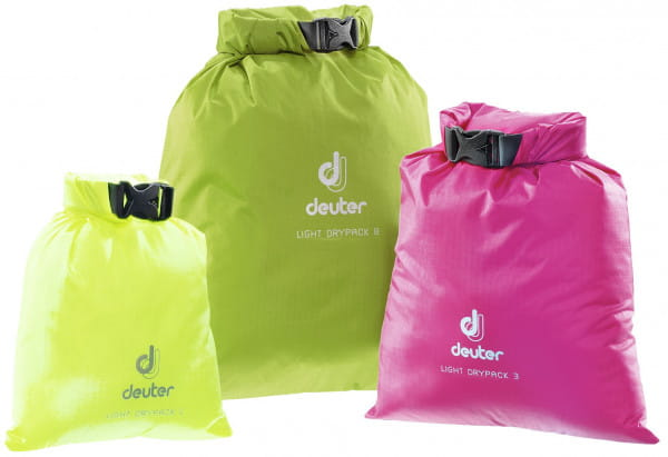 Light Drypack 3 - Magenta