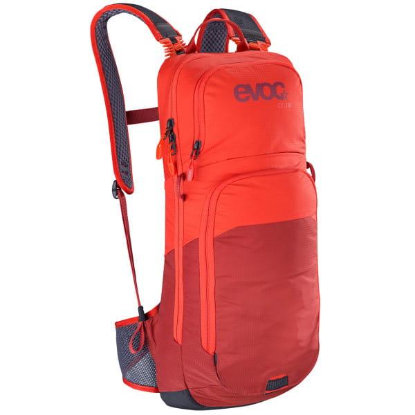 CC 10L Rucksack - Orange/Rot