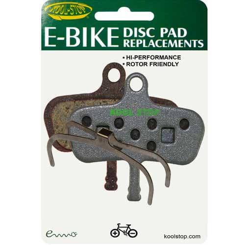 Bremsbelag E-Bike - Code