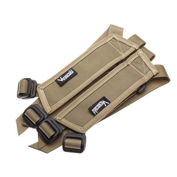 V3 Pedal Straps - khaki