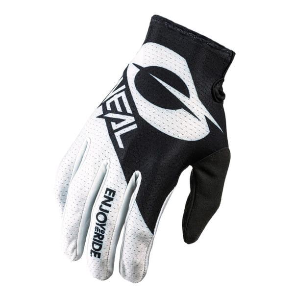 Matrix Stacked - Handschuhe - Schwarz/Weiß