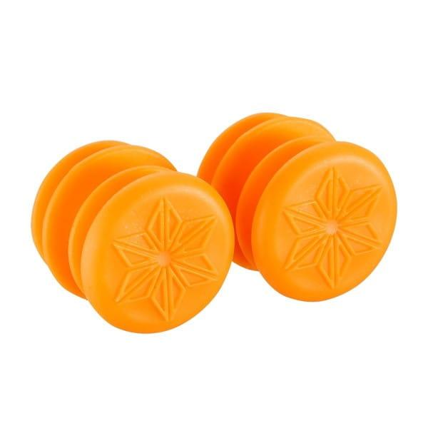 Lenkerendkappen Endz - Neon Orange