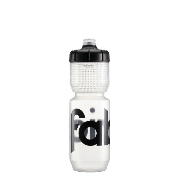 Gripper Trinkflasche - 750 ml - Klar/Schwarz