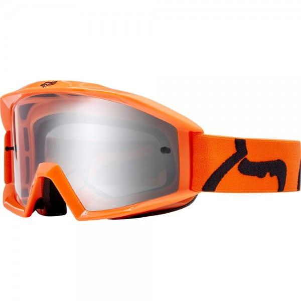 Main Race Goggle - Orange