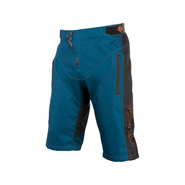 Element FR Hybrid - Shorts - Blau/Orange
