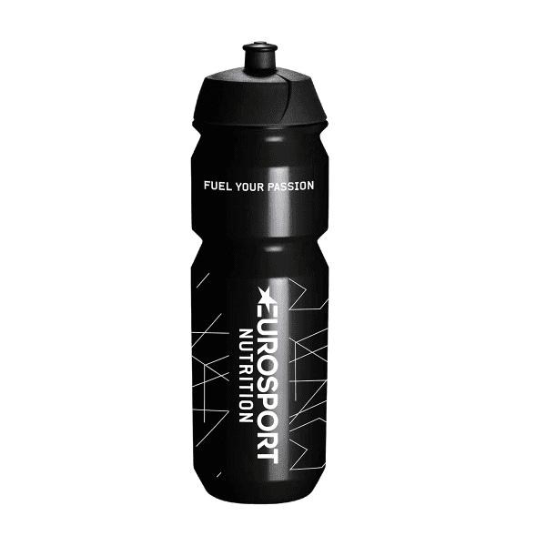 Trinkflasche 500 ml - Schwarz/Weiß