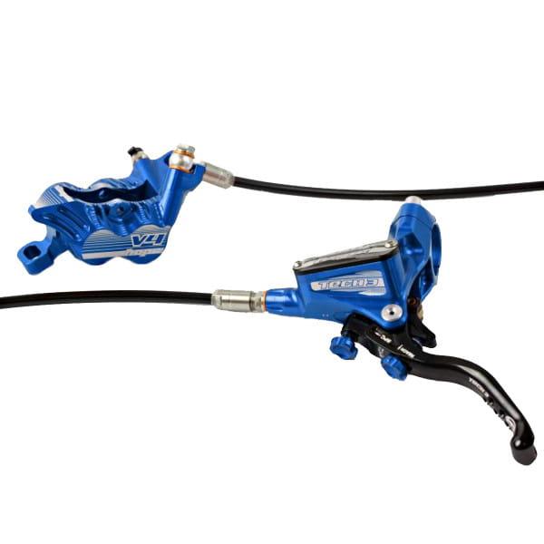 Tech 3 V4 Vorderrad  - Blau