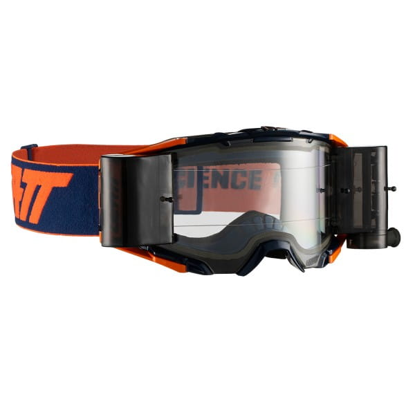 Velocity 6.5 Goggles mit Roll-Off System - Orange