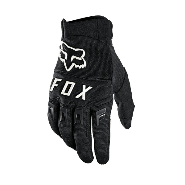 Dirtpaw Race Handschuh - Schwarz