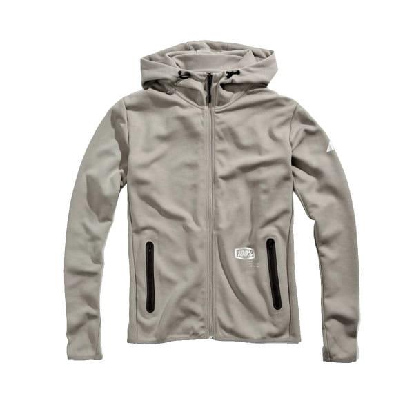 Viceroy Full-Zip Hoodie Pullover - Grau