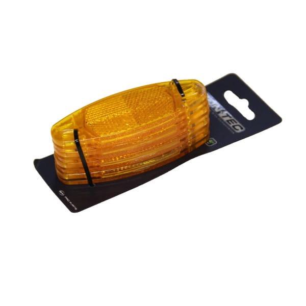 Speichenreflektoren / Katzenaugen - Orange