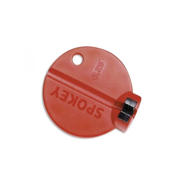 Spokey Professional Nippelspanner - 3,25 mm - Rot