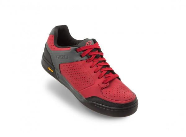 Riddance Schuhe - dark red/black