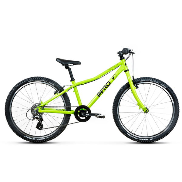 Twentyfour Large - 24 Inch Kids Bike - Green