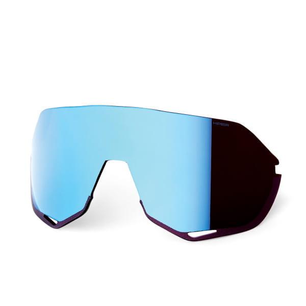 Ersatzlinse Verspiegelt für S2 HiPER - Blau