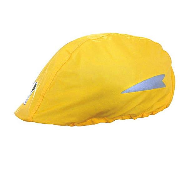 Regenschutzhaube für Helme - Gelb