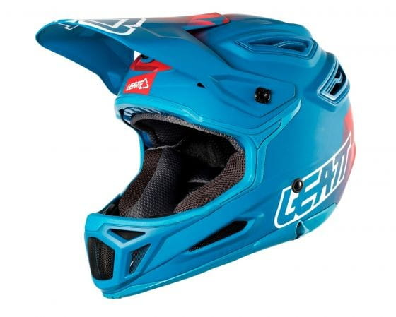 Helm DBX 5.0 Composite 2018 - fuel / red