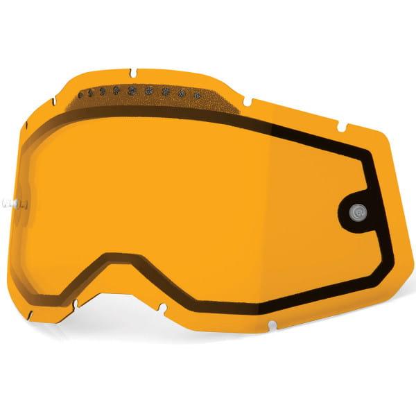Gen. 2 Belüftetes Ersatzglas - Orange