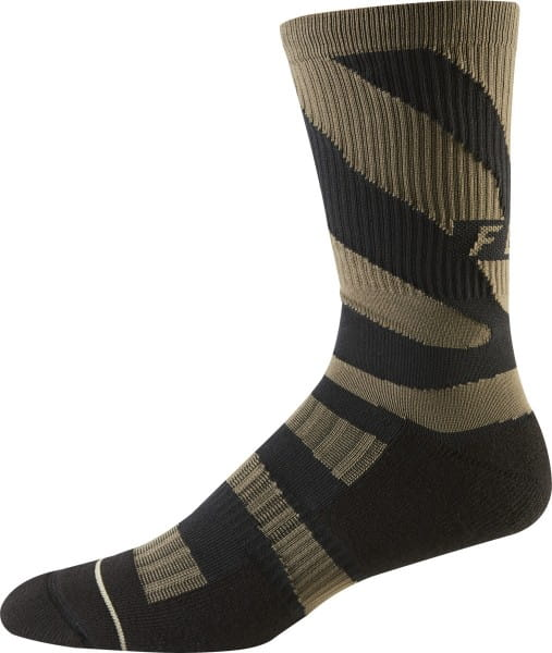 "8 ""Trail Cushion Socks - Dirt"