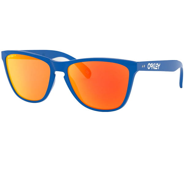 Frogskins 35th Sonnenbrille - Blau - PRIZM Rubin