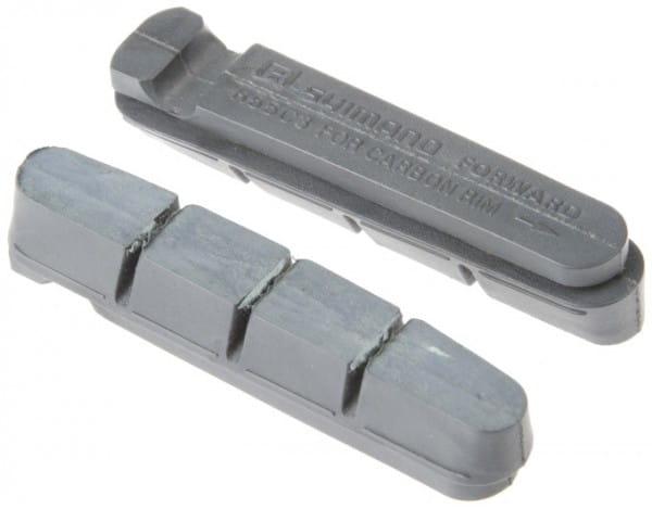 R55C4 Bremsbelag für Carbon Felgen 2 Paar
