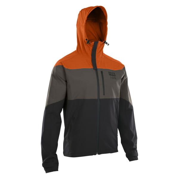 Softshell Jacke Shelter - Orange