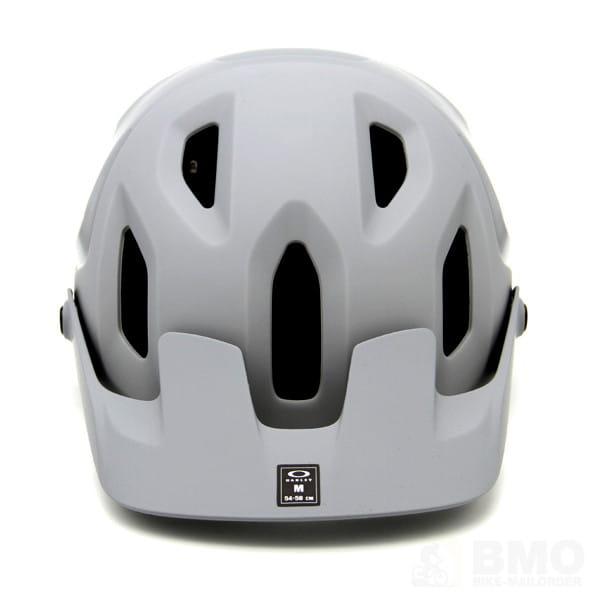 DRT5 Helm - Matt Minnaar Grau