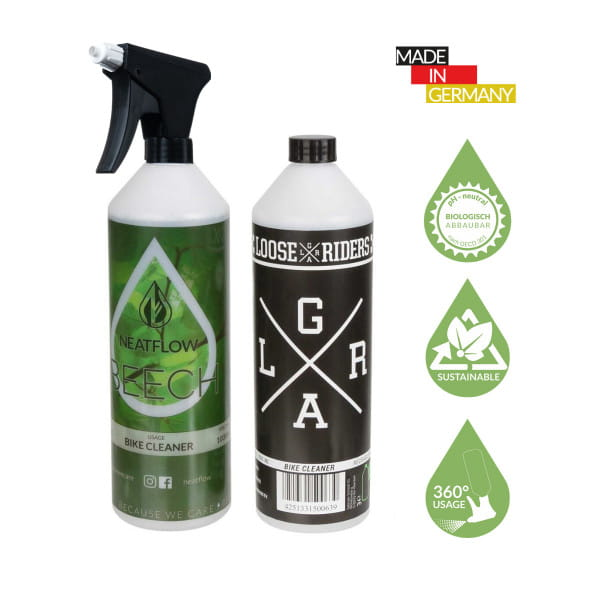Umweltfreundlicher Bike-Reiniger Beech - LRGA 2er Set