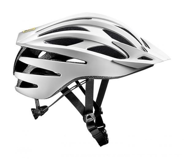 Crossride SL Elite Fahrradhelm - Weiß