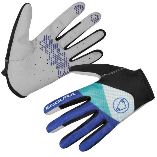 Damen Hummvee Lite Handschuh - kobaltblau