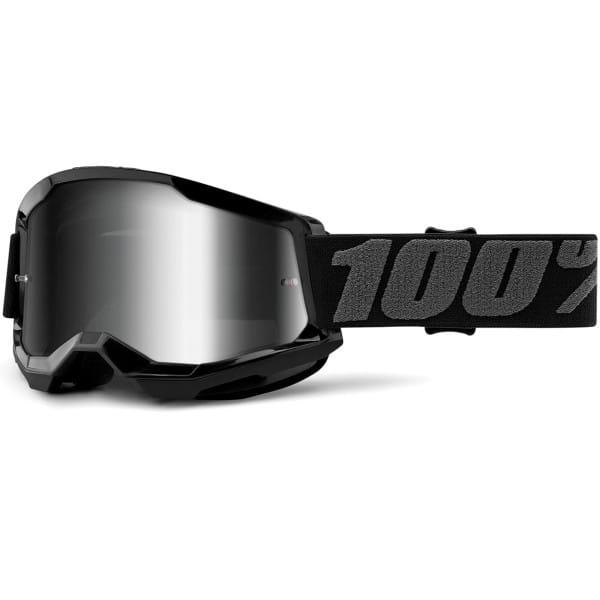 Strata Gen.2 anti fog Brille Mirror - Schwarz