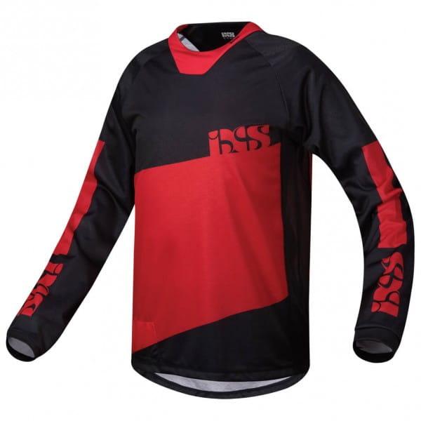 Pivot 6.2 DH Jersey Trikot - fluor red/black
