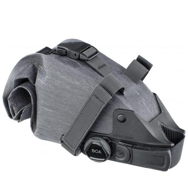 Satteltasche BOA 3 l - Grau/Carbon