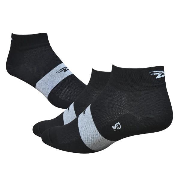 Aireator Socken - Schwarz/Weiss