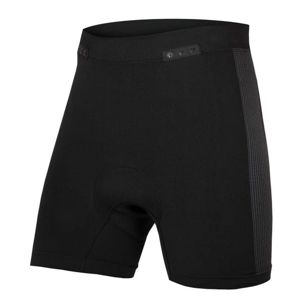 Unterhose  mit Sitzpolster - Schwarz